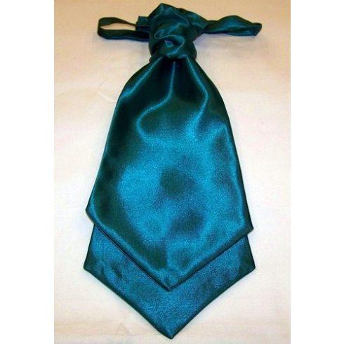 Tengerzöld francia nyakkendő