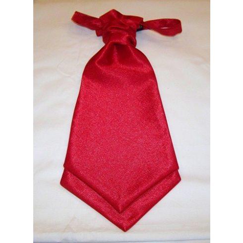 Piros francia nyakkendő