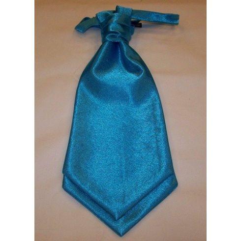 Türkízkék francia nyakkendő