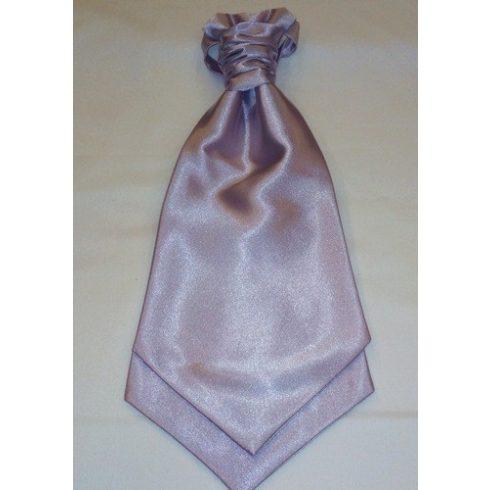 Világoslila francia nyakkendő