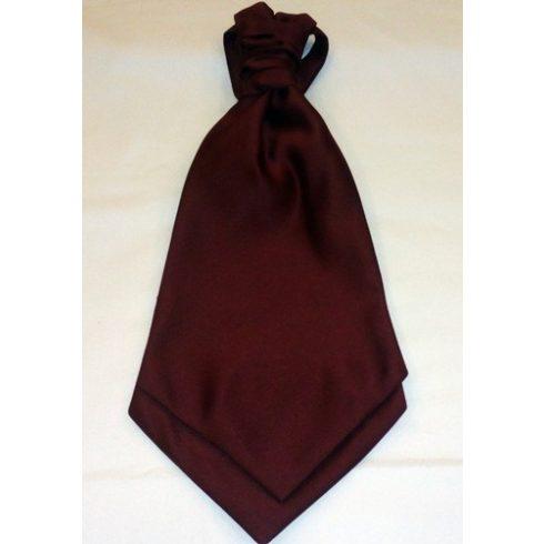 Bordó francia nyakkendő