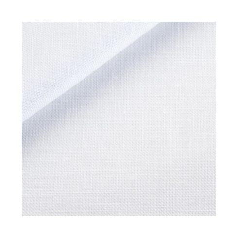 Fehér len díszzsebkendő