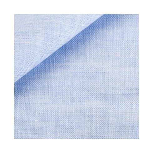 Kék len díszzsebkendő