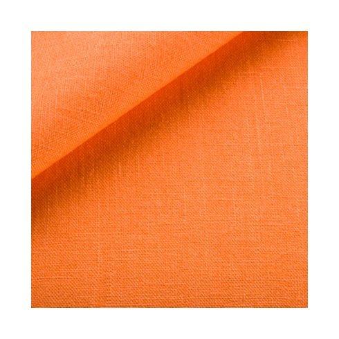 Narancssárga len díszzsebkendő