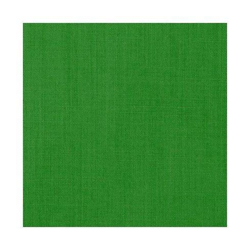 Fűzöld len díszzsebkendő