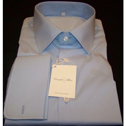 Kék hosszú ujjú ing