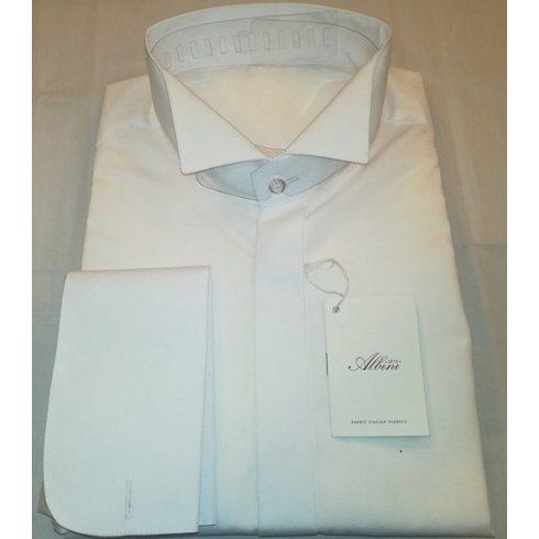 Fehér szmoking ing